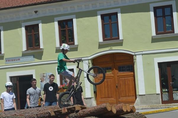 Trialbike Pulkau 2014
