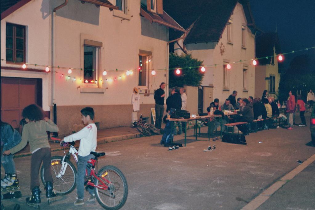 Fête des voisins - Mai 2010