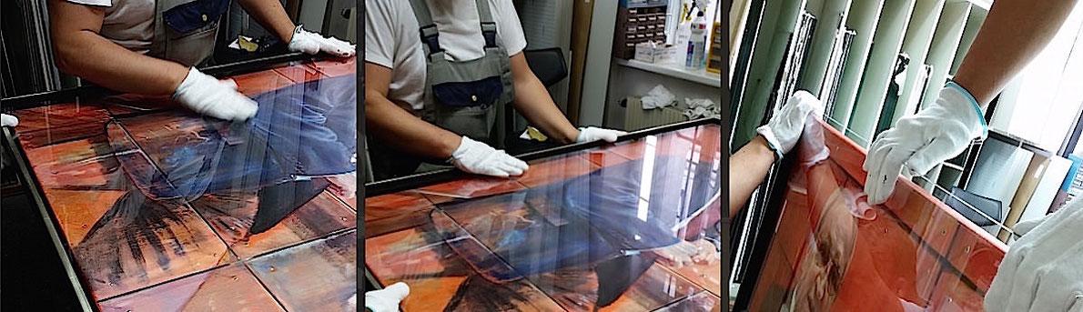 Bilderrahmen Eder Wien, Picture frames Vienna, Bespoke framing Vienne/Autriche