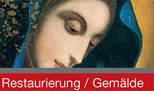 Restaurator für Bilder und Rahmen Gregor Eder Wien