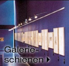Galerieschienen in Wien Beratung und Montage