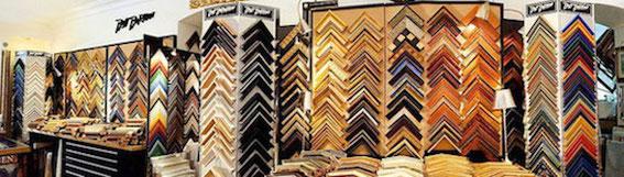 Rahmengeschäft Wien: Preisgünstige Rahmen in allen Stilrichtungen - Größte Auswahl