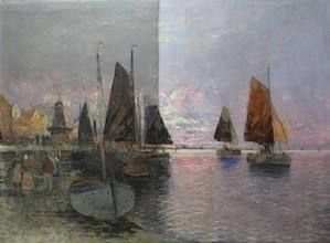 Restaurierung von Gemälden und Rahmen - Restaurator Gregor Eder Wien ...