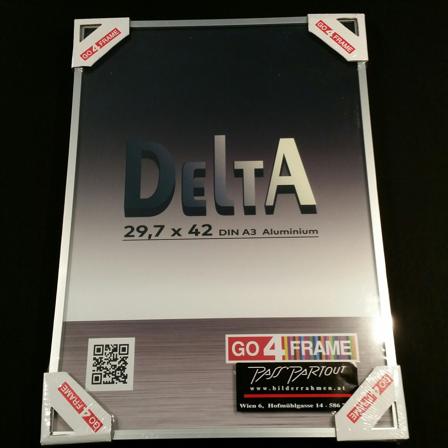 Delta Wechselrahmen