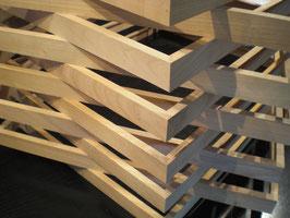 Espressanfertigung von Bilderrahmen aus Holz