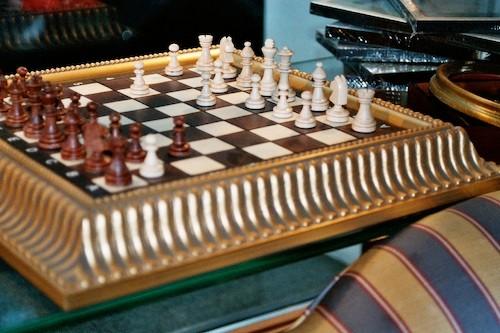 Rahmen für Schachbrett Pass'Partout Bilderrahmen Wien