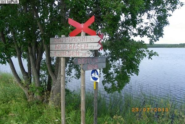 Oresjön Furudal