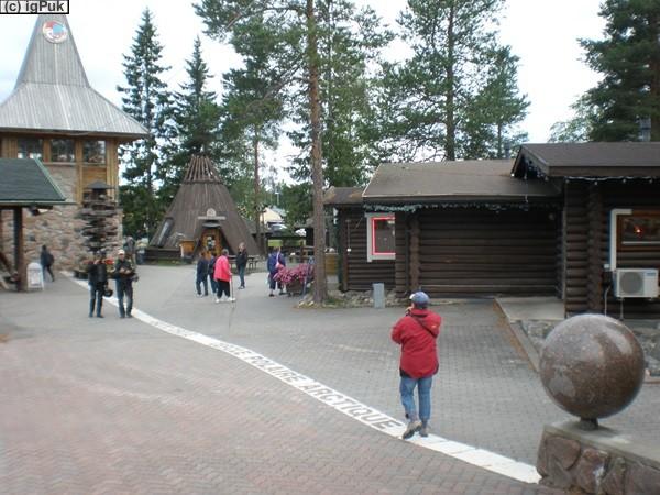 Polarkreis Rovaniemi