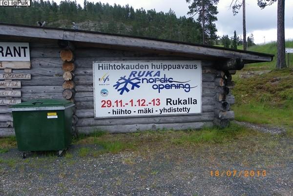 Nordisches Zentrum Kuusamo-Ruka