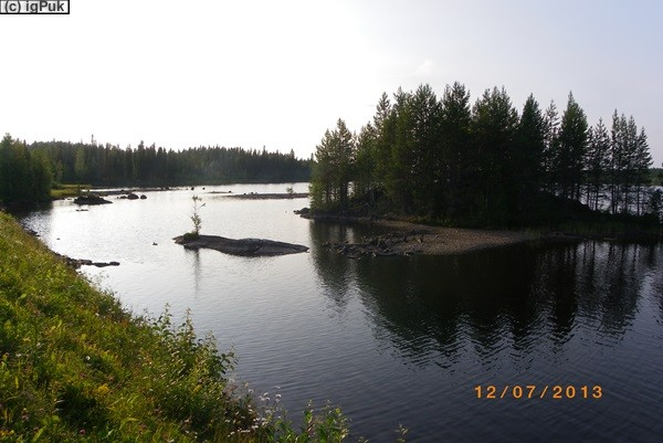 Harkan bei Föllinge