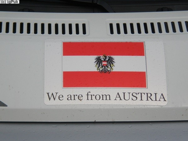 Salzburger mit in Freilassing gemietetem WoMo