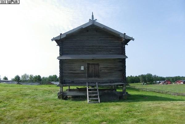 Freilichtmuseum Lillhärdal