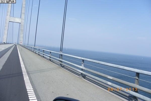 Storebelt Brücke
