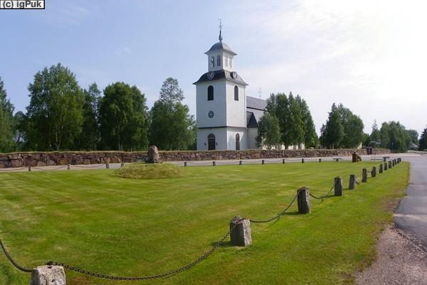 Kirche Lillhärdal