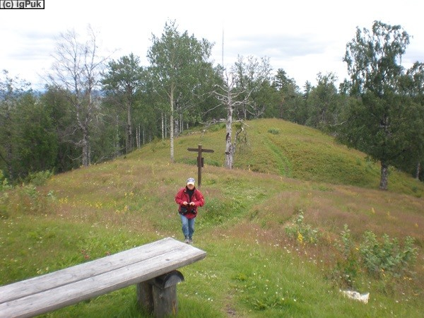 Naturreservat Jupukka bei Autio Aussichtspunkt