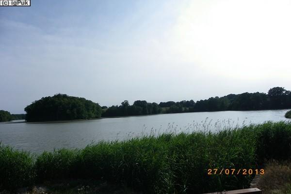 See beim Schloß Häckeberga