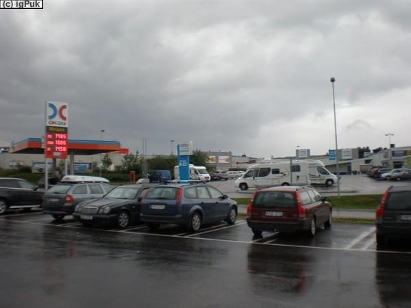 Gällivare Einkaufszentrum