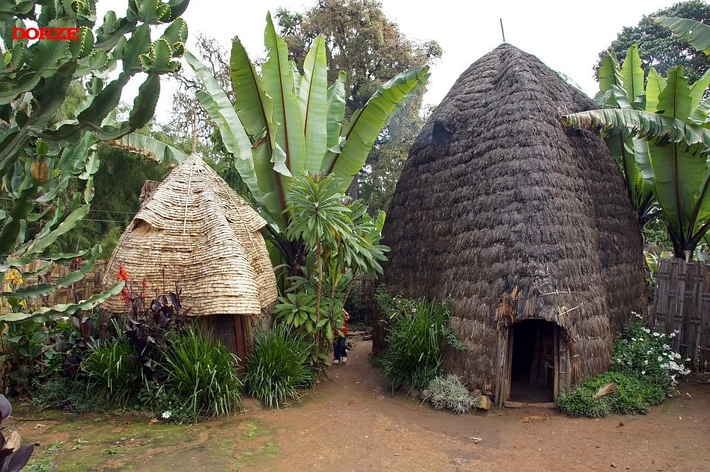 Dorf der DORZE
