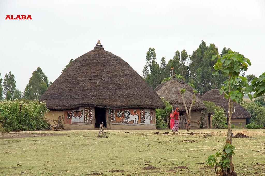 Dorf der ALABA