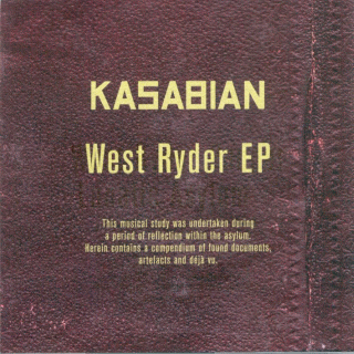 West Ryder E.P. [Vinyl Only] - May 2009