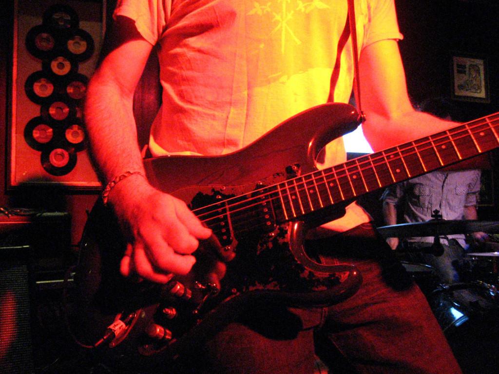 Ariel Rot. Hard Rock Café