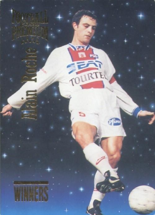 N° W33 - Alain ROCHE (Recto)