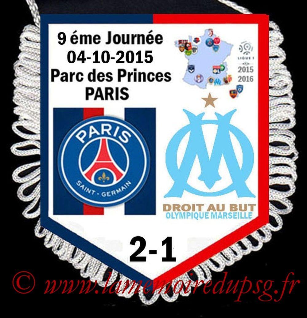 2015-10-04  PSG-Marseille (9ème L1)