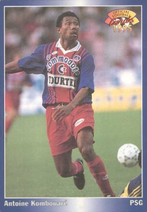 N° 150 - Antoine KOMBOUARE (Recto)