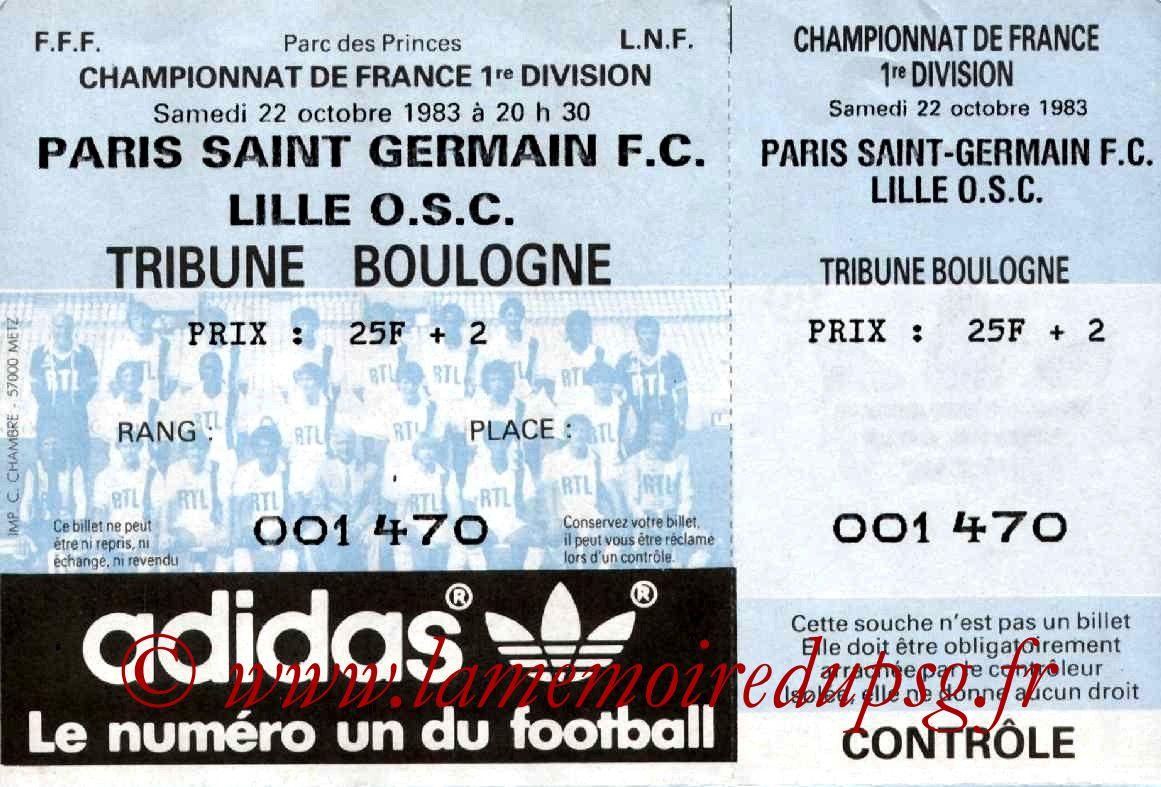 1983-10-22  PSG-Lille (15ème D1, Entier)
