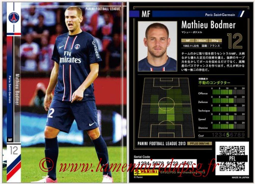 N° 068 - Mathieu BODMER