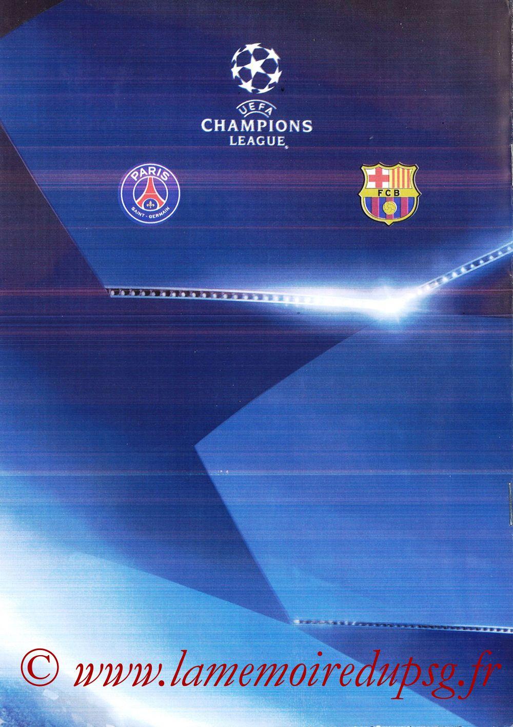 2017-02-14  PSG-Barcelone (8ème C1 aller, Programme pirate) - Page 08