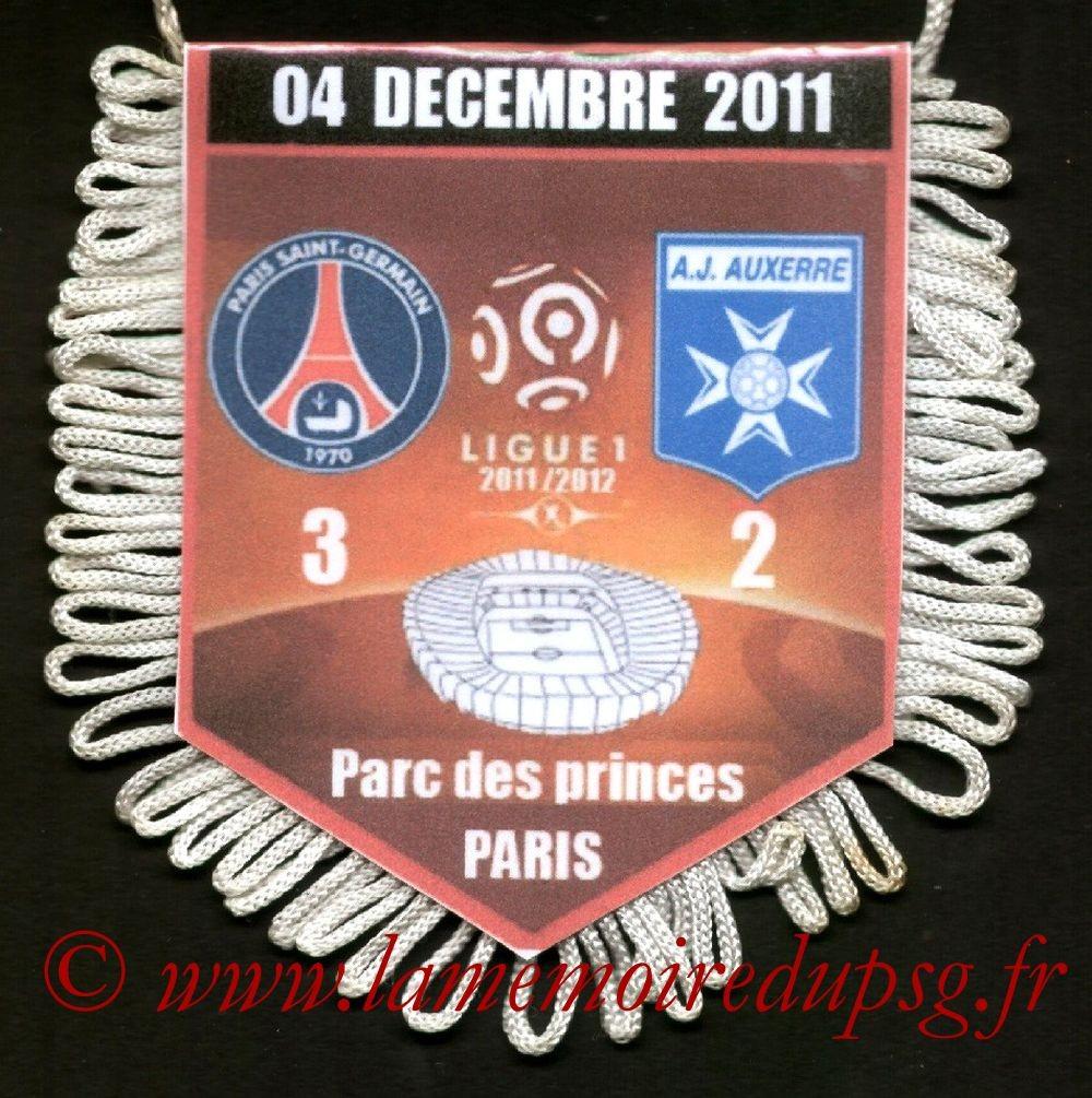 2011-12-04  PSG-Auxerre (16ème L1)