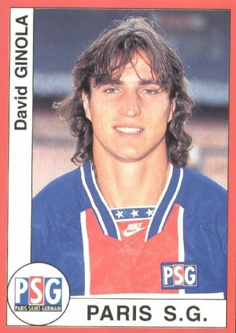 N° 245 - David GINOLA