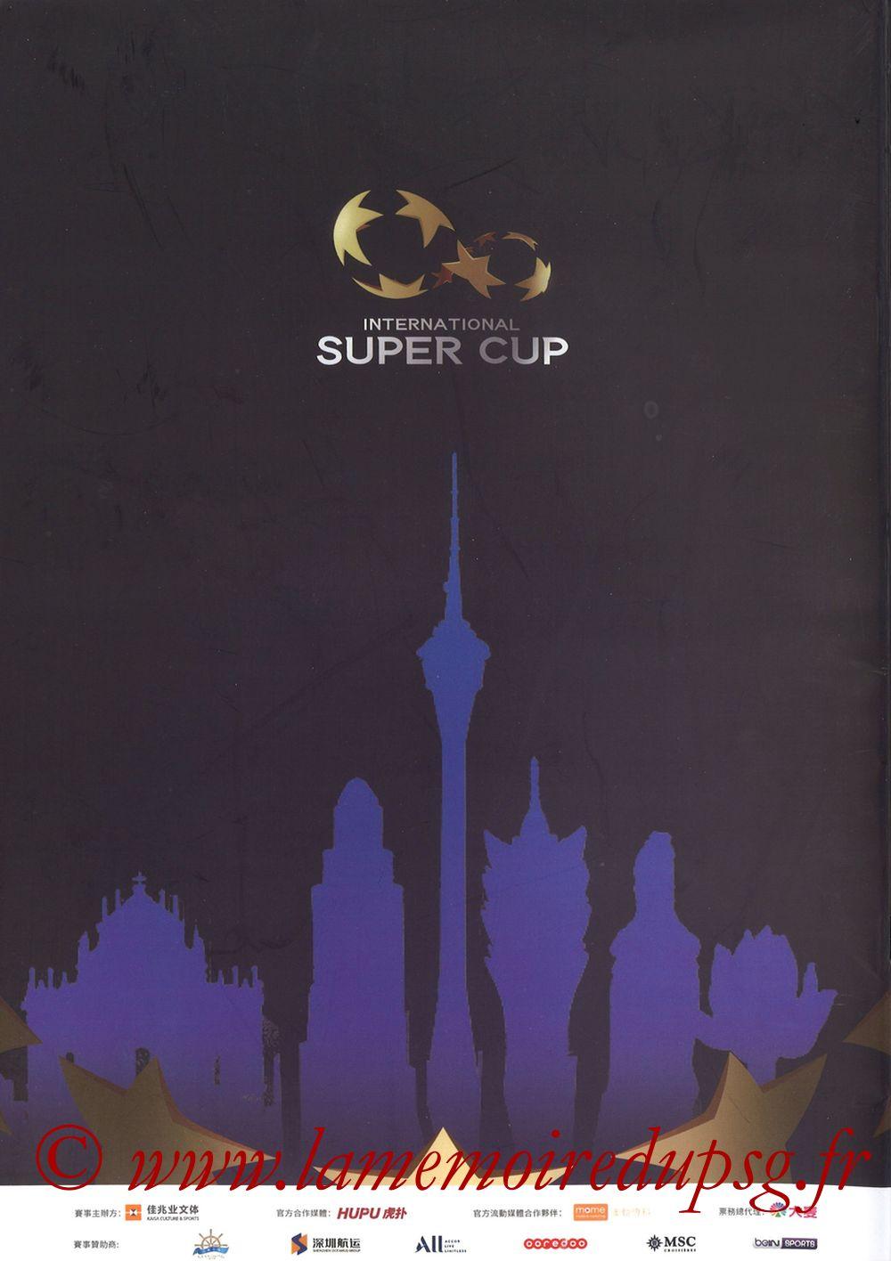 2019-07-27  PSG-Inter (International Super Cup à Macau, Dossier de presse) - Page 13