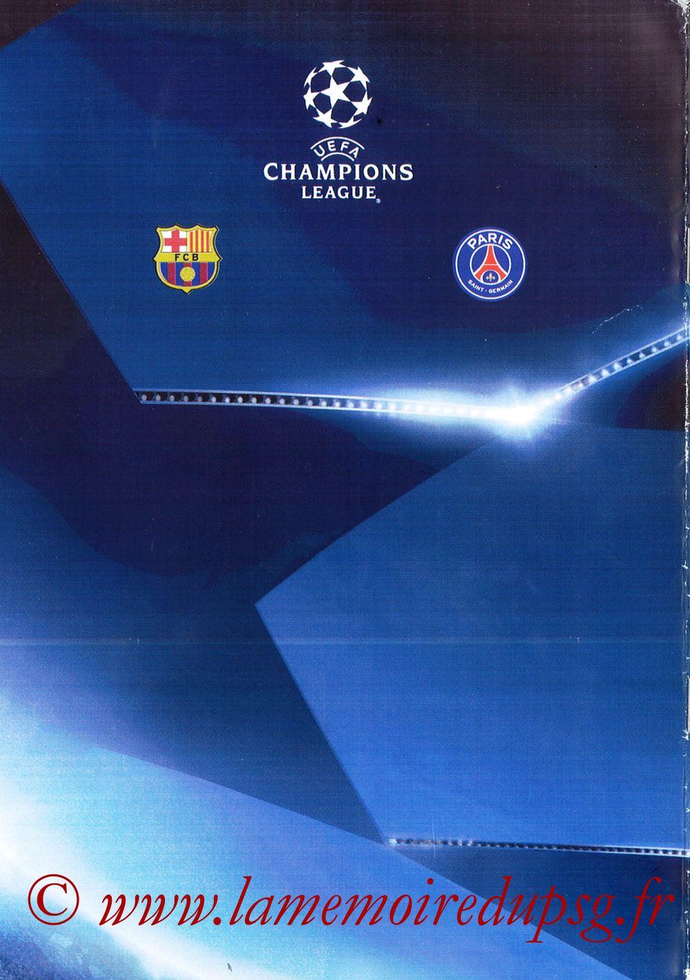 2017-03-08  Barcelone-PSG (8ème C1 retour, Programme pirate) - Page 08