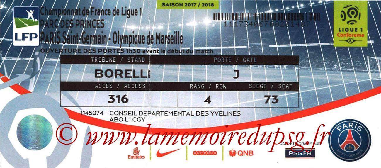 2018-02-25  PSG-Marseille (27ème L1 bis)