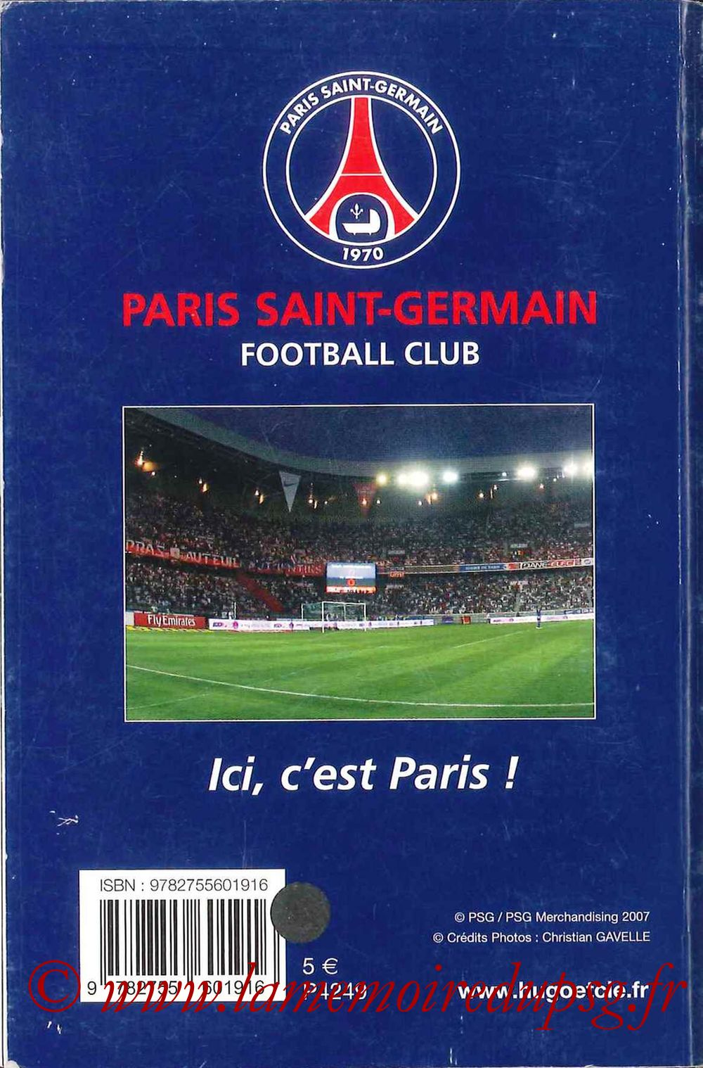 2007-08 - Guide de la Saison PSG - Page 96