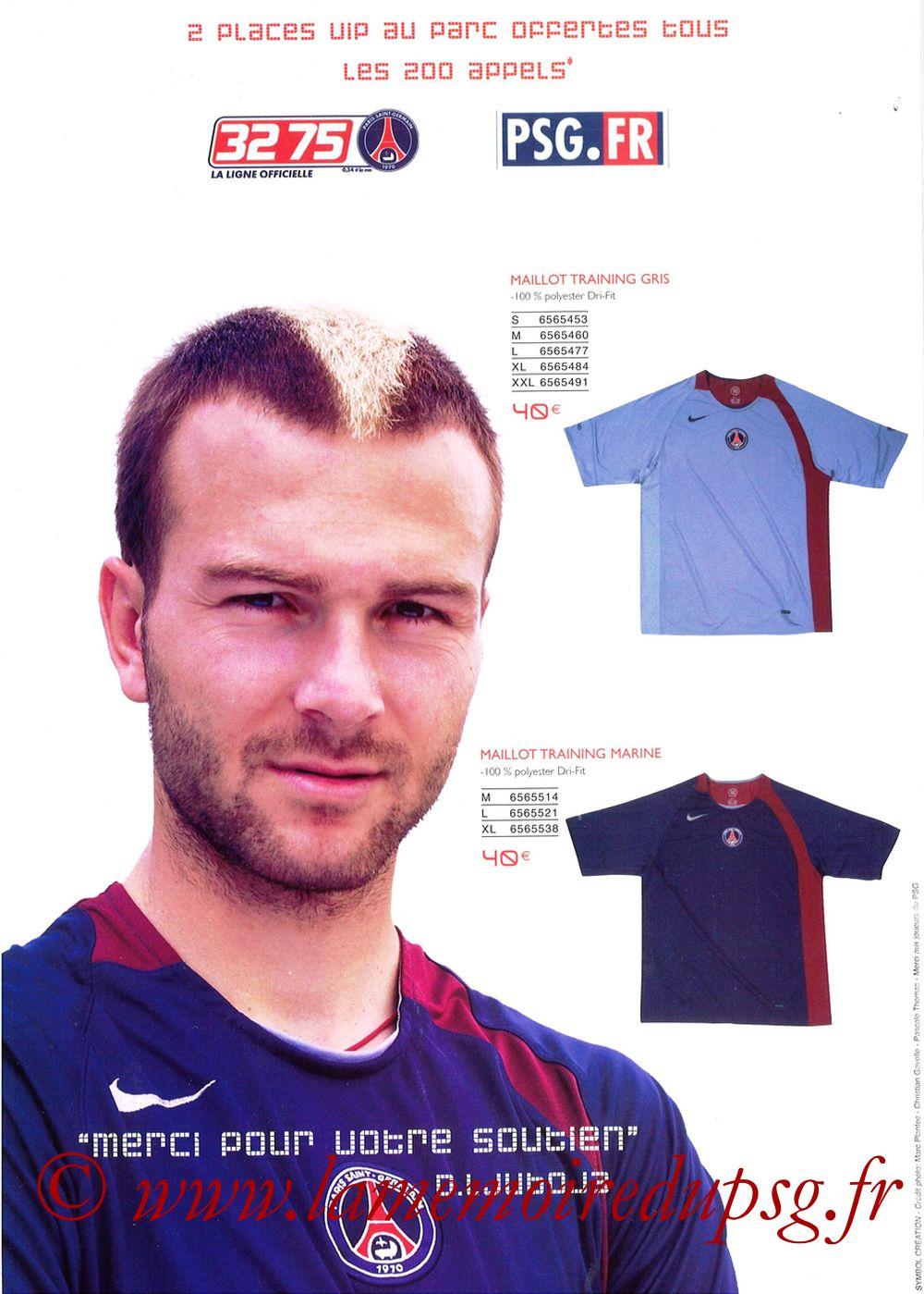Catalogue PSG - 2004-05b - Page 08
