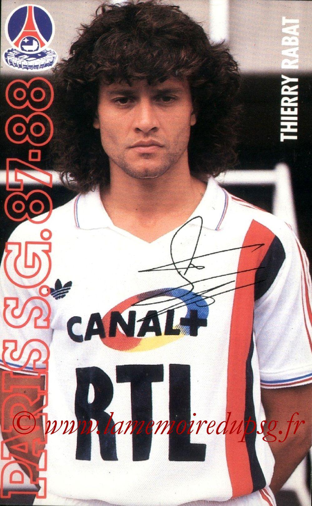 RABAT Thierry  87-88