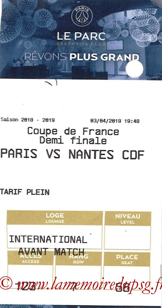 2019-04-03  PSG-Nantes (Demi CF, E-ticket Executive club)