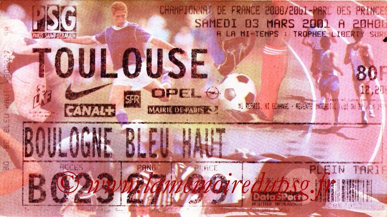 2001-03-03  PSG-Toulouse (28ème D1)