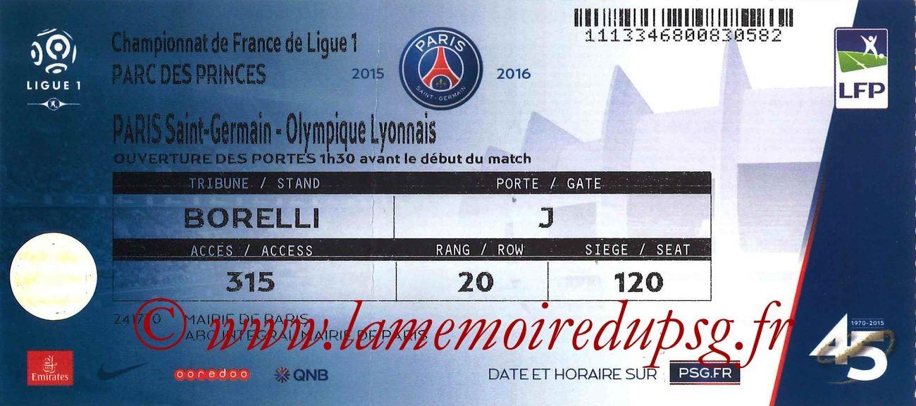 2015-12-13  PSG-Lyon (18ème L1)