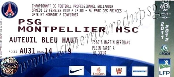 2012-02-19  PSG-Montpellier (24ème L1)