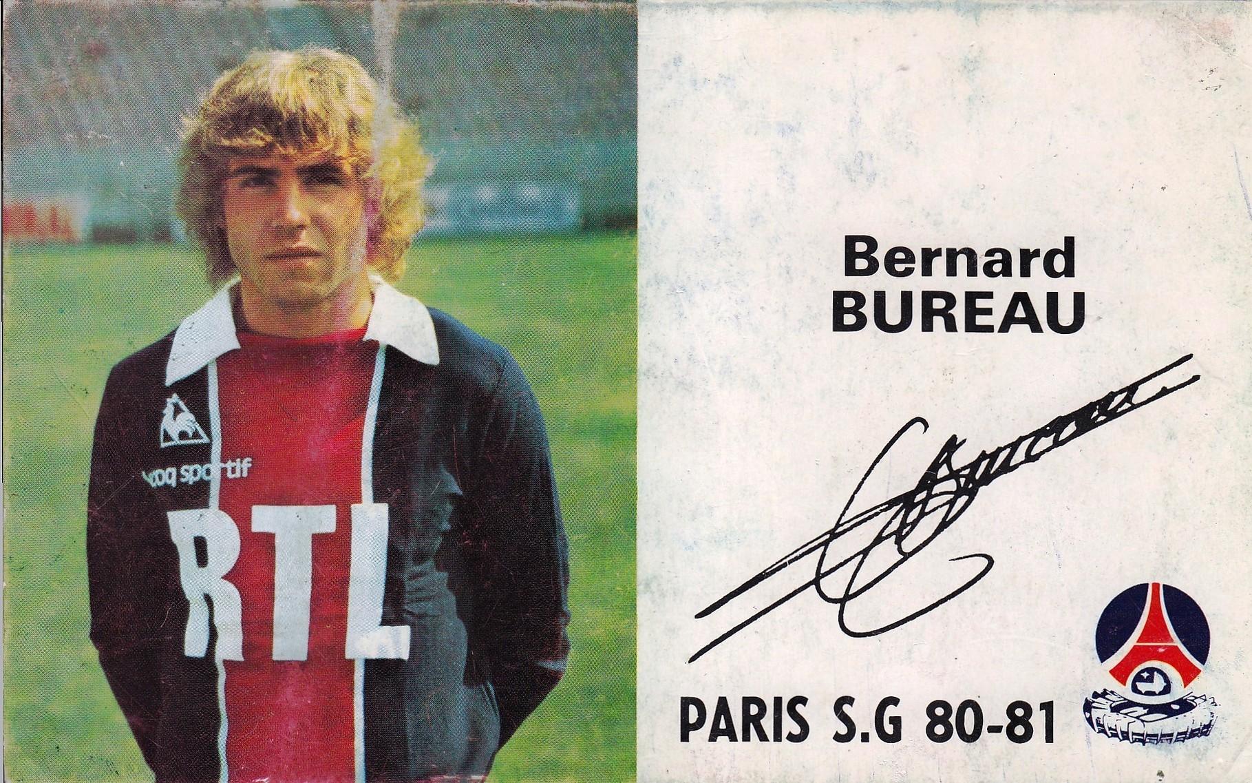 BUREAU Bernard  80-81