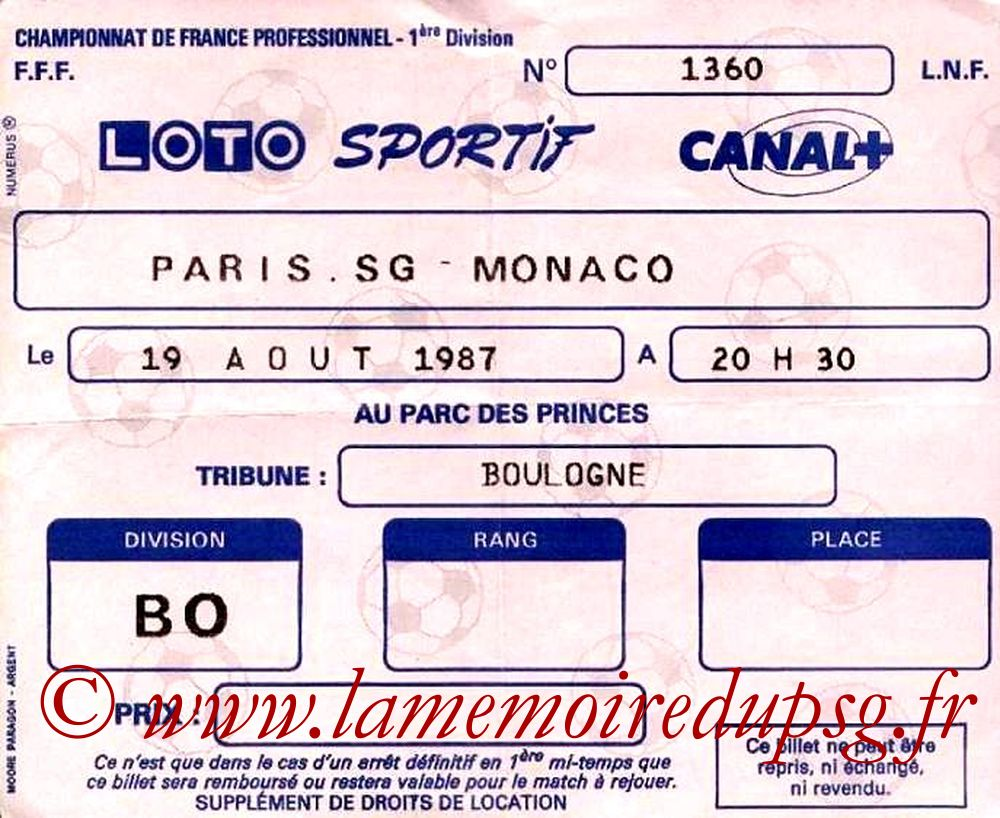 1987-08-19  PSG-Monaco (6ème D1)