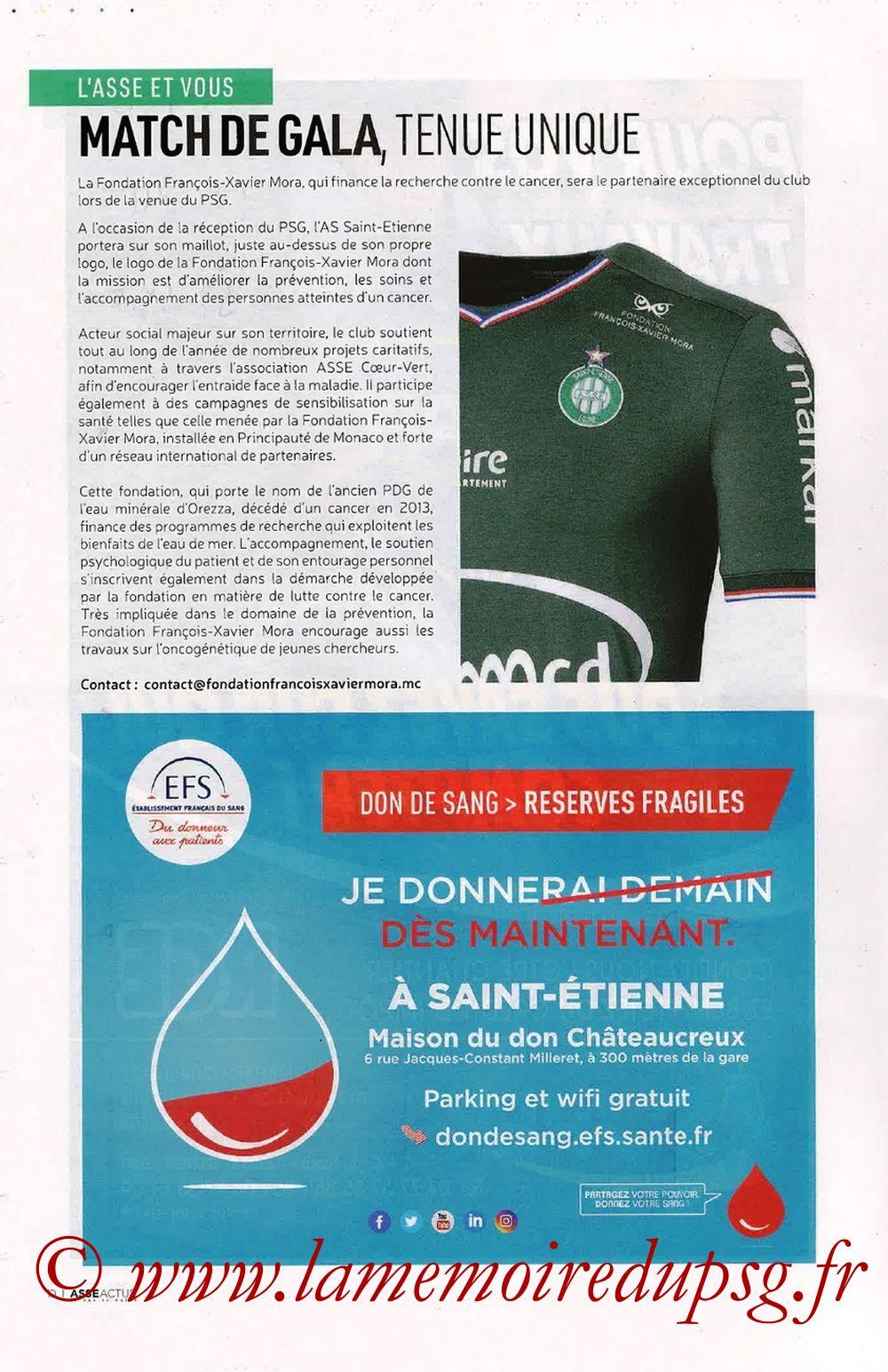 2018-04-06  Saint Etienne-PSG (32ème L1, ASSE Actus) - Page 10