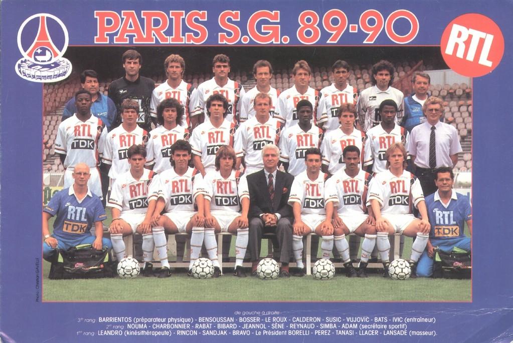 PSG  89-90