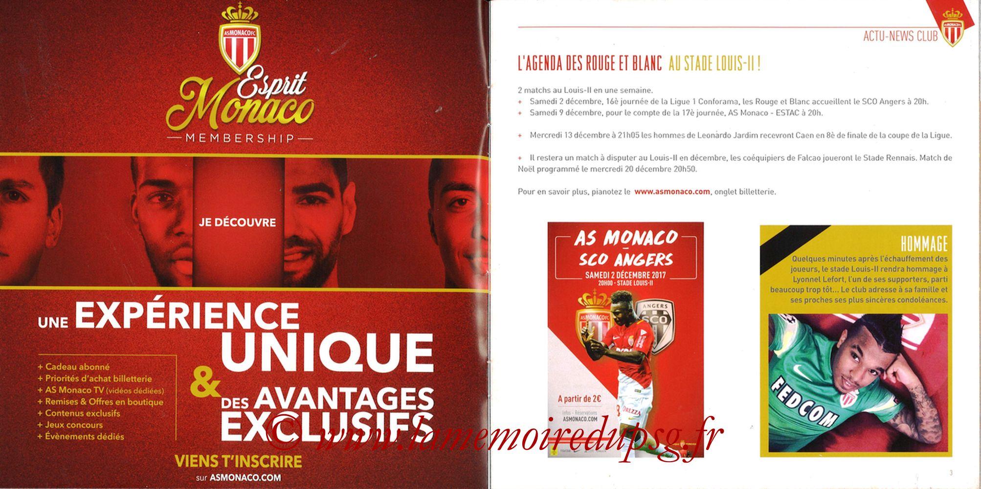 2017-11-26  Monaco-PSG (14ème L1, Match) - Pages 02 et 03