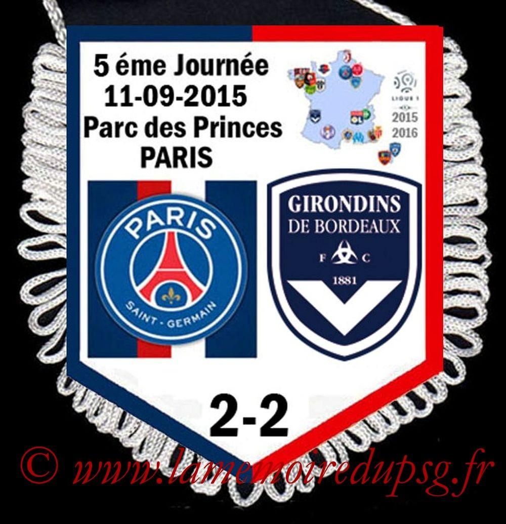 2015-09-11  PSG-Bordeaux (5ème L1)