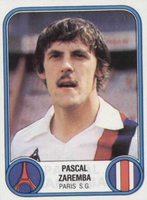 Panini N° 244 - Pascal ZAREMBA